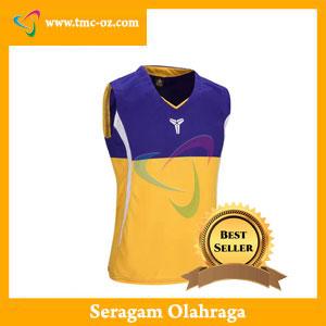 Seragam Kaos Olahraga Bekasi