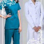 Pembuatan seragam rumah sakit dibekasi
