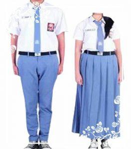 pembuatan seragam sekolah
