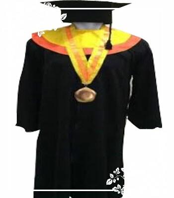 Pembuatan seragam wisuda atau toga wisuda