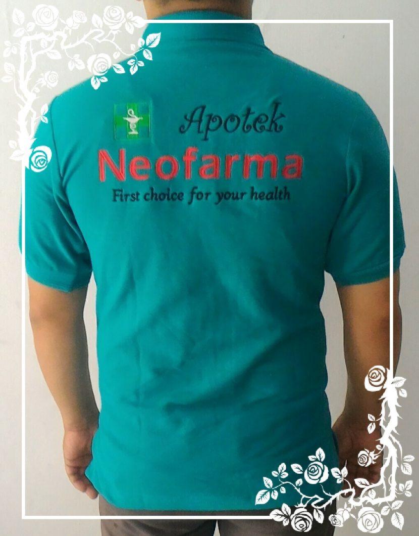 Apotek-Neofarma-Kaos-polo-bordir-toska-blk