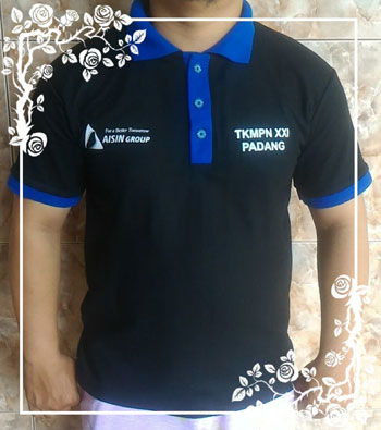KOAS POLO LACOSTE SABLON PLASTISOL AISIN GROUP