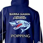 JAKET SWEATER POPPING BARRA MANIA ANCOL