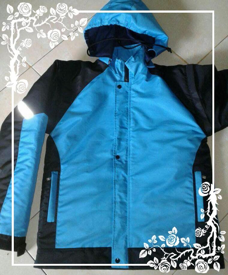 konveksi jaket taslan bekasi
