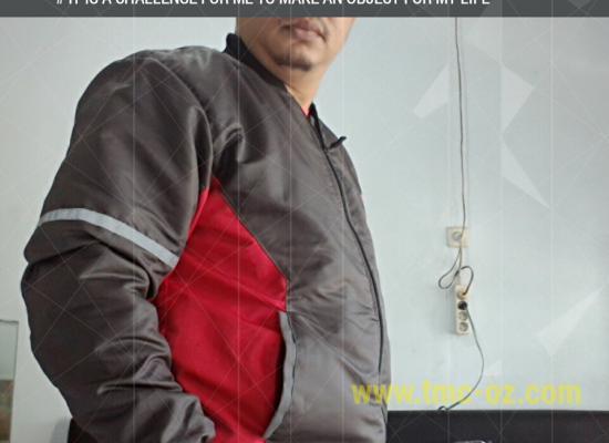 Jaket PT Honda Motor Cikarang